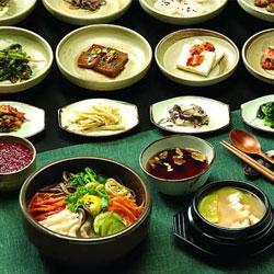 Удивительные блюда из Кореи