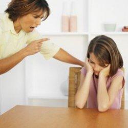 У детей, на которых кричат родители, выше риск развития рака
