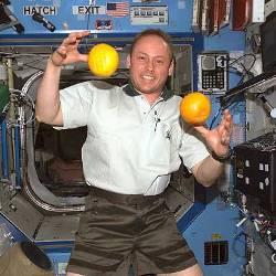 Что едят астронавты в космосе?