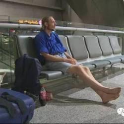 Голландец прилетел в Китай к девушке из Интернета и 10 дней ждал ее в аэропорту