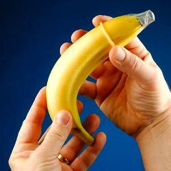 Не все мужчины умеют правильно пользоваться презервативом