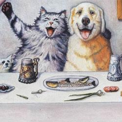 Добро пожаловать в ресторан… для собак!