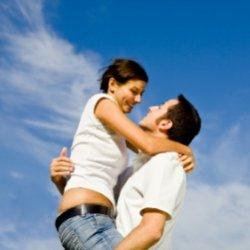 Счастье в том, чтобы жена была стройнее мужа