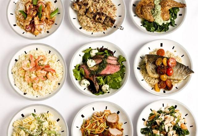 как питаться дробно чтобы похудеть меню
