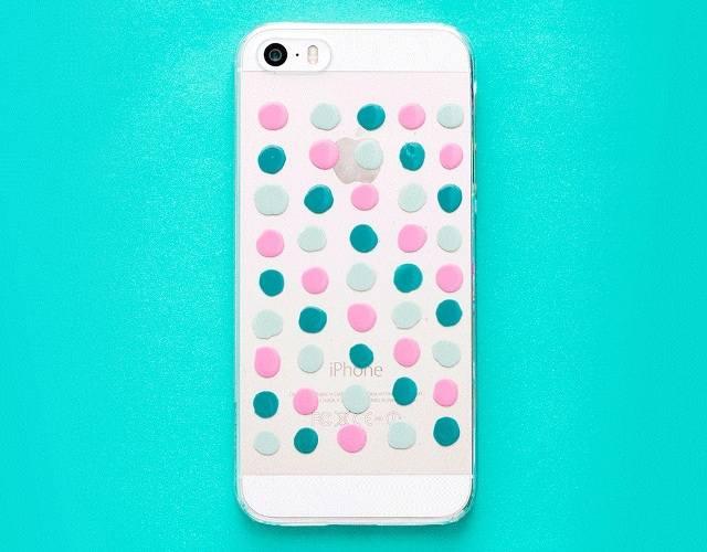 Украсить силиконовый чехол для телефона своими руками фото 163