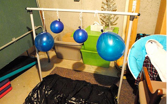 Мастер-класс: как сделать шары из ниток.  Шары из ниток своими руками на свадьбу.