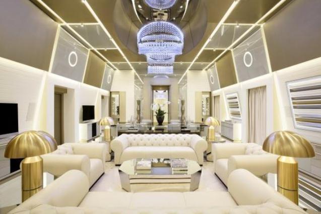 Самый лучший в мире гостиничный номер с бронированными стеклами и СПА салоном