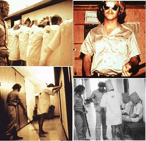 a history of the infamous stanford prison experiment of 1971 conducted by philip zimbardo The implications of the stanford prison experiment in 1971 dr philip zimbardo conducted an experiment in the basement of stanford university this involved imprisoning nine volunteers in a mock up of stanford prison, which was policed by nine guards (more volunteers.