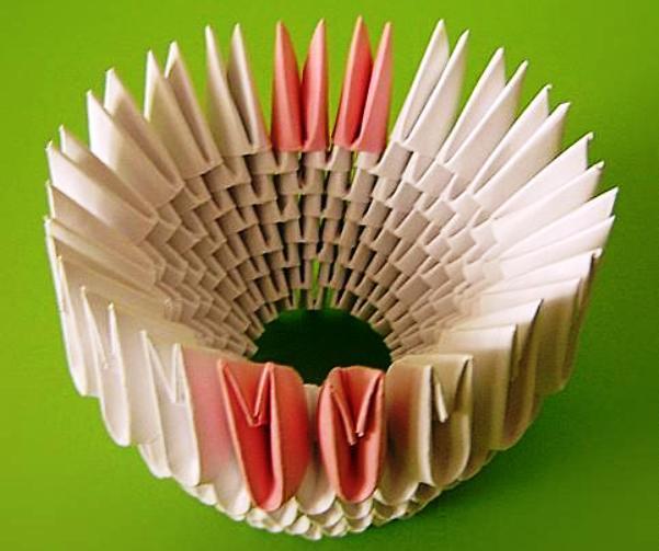 Модульное оригами двойной лебедь схема скачать бесплатно.