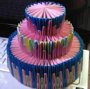 Желейно-сметанный торт без выпечки фото 8