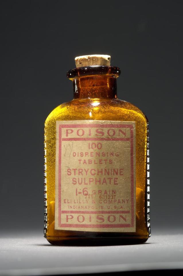 Предельно допустимые дозы «безобидных» веществ. 13e6c0c17aadb6038606672ac96f4151