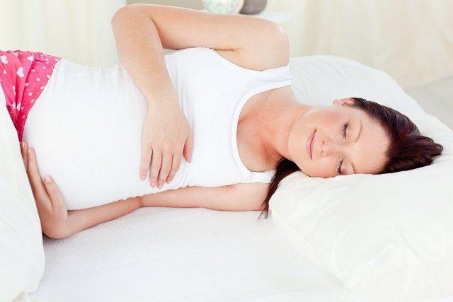 К чему снится кровотечение у беременной женщины 60