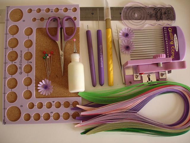 Как сделать инструменты для квиллинга своими руками