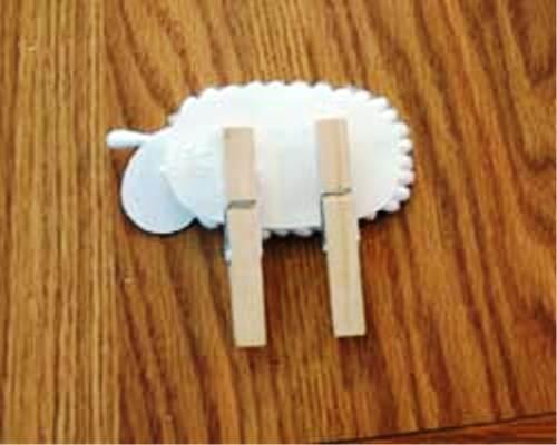 Новогодние поделки козы фото