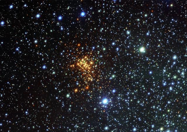 Открыта галактика-рекордсмен поскорости рождения звезд