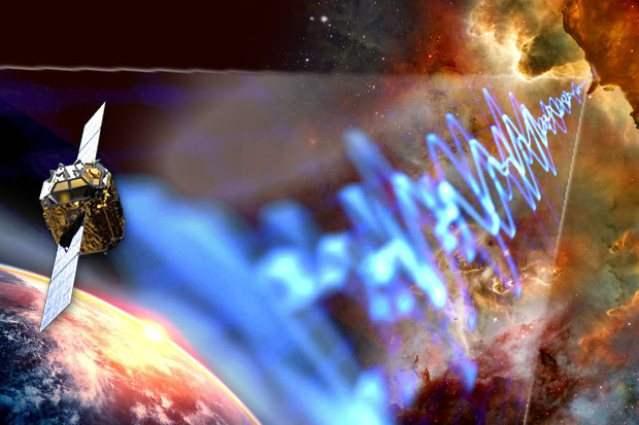 Из космоса получены загадочные инопланетные радиосигналы