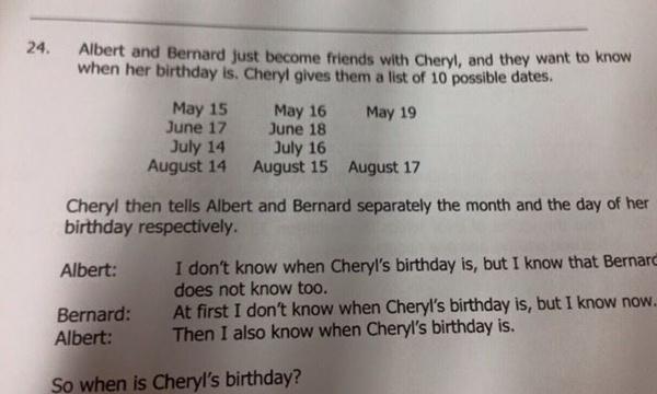 birthday fallacy
