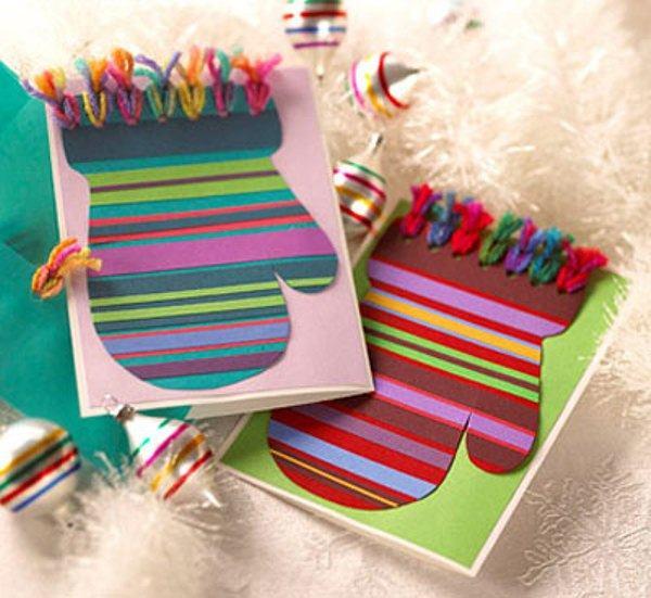 Как сделать новогодние подарки для мамы из своих рук