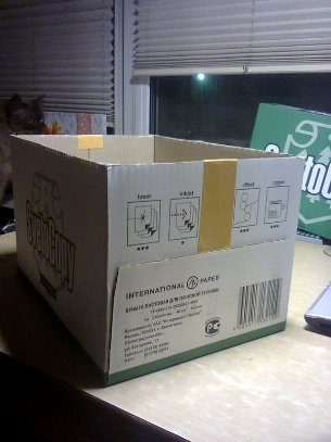 Коробка для шампанского своими руками
