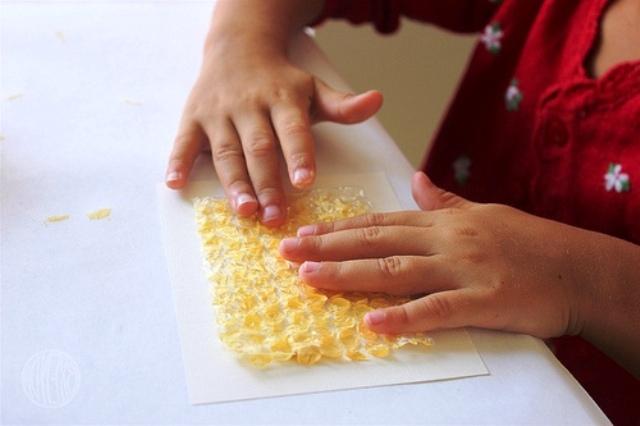 Как сделать отпечатка пальцем своим руками