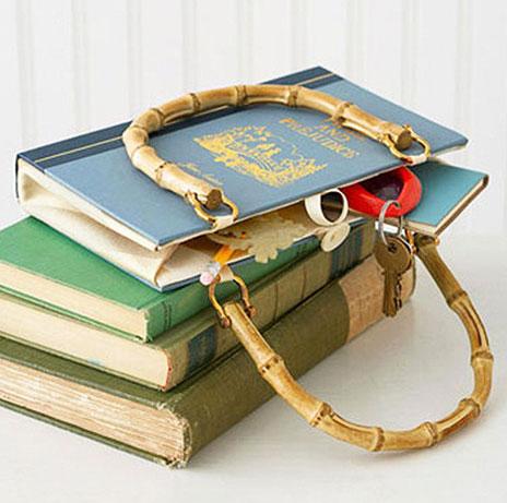 Своими руками из старых книг