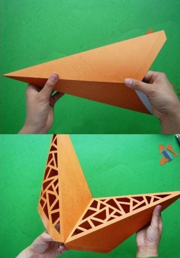Вифлеемская звезда как сделать своими руками