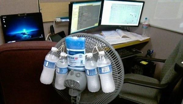 10+ самых дурацких способов охладится в жару