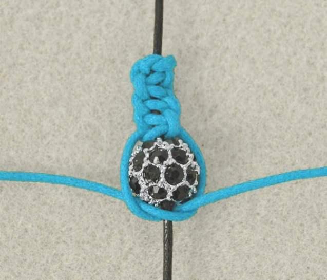 Как сделать браслет шамбалы своими руками