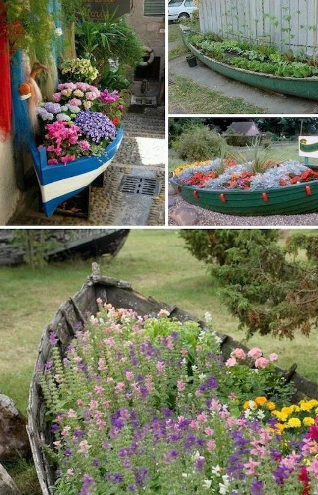 Сад и огород своими руками интересные идеи 453