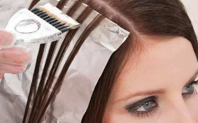 """Мелирование волос от руки в домашних условиях - Дюсш 2 """"Юность"""""""