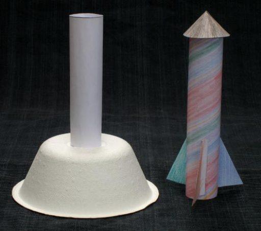 Как сделать ракету и топливо для ракеты в домашних условиях