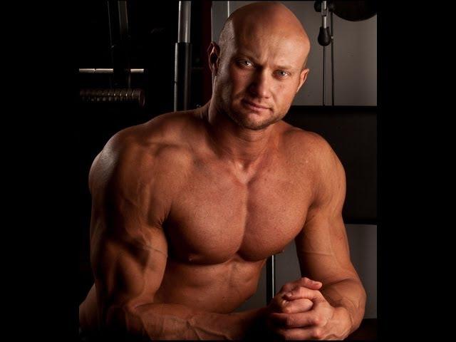 Способы наращивания мышечной массы