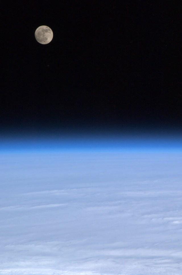 кометы фото наса