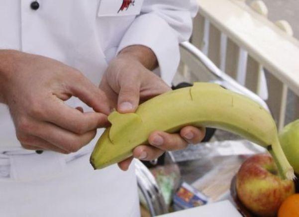 Что можно сделать из банана своими руками 93