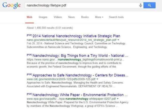 20 хитростей поисковика Google, о которых вы, возможно, не знали