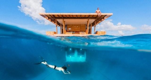 10 самых необычных мест для отдыха