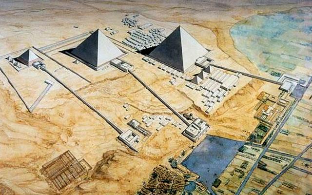 Чудеса света Древнего мира глазами их современников