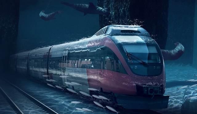 Китай построит самую длинную железную дорогу через Тихий океан