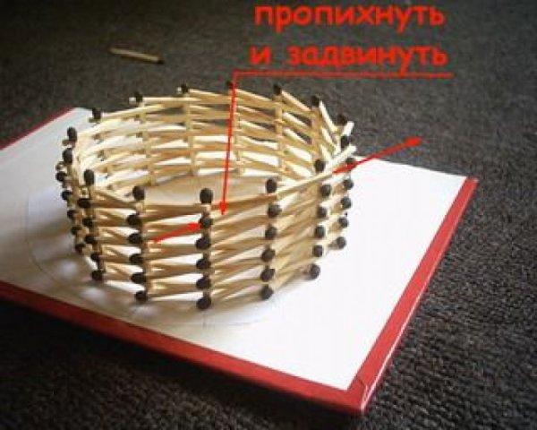 Как сделать поделки своими руками без клея