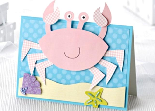 Детские открытки маме на день рождения своими руками