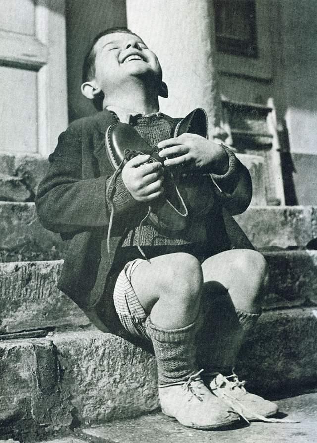 30 самых трогательных исторических фотографий
