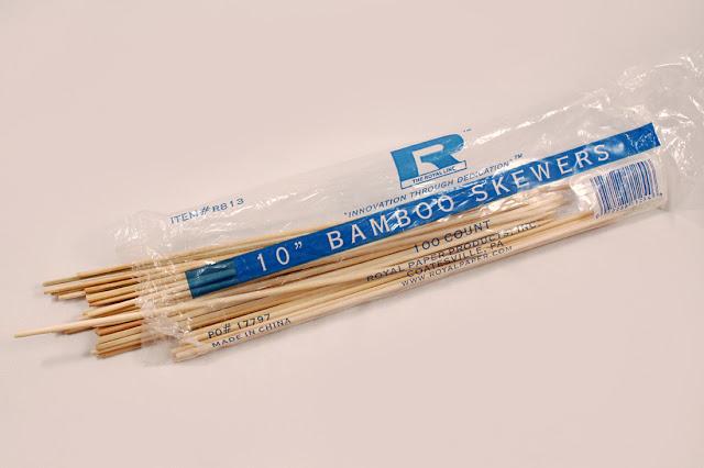 Бамбуковые палочки своими руками