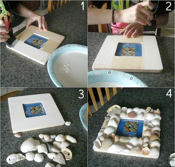 Как можно сделать рамку своими руками фото