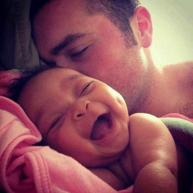 14 особенностей, которые мы чаще всего наследуем от отца