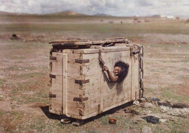 Жуткие факты, скрывающиеся за культовыми фото