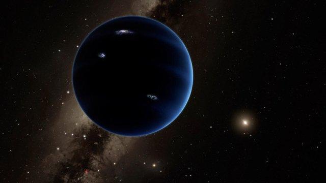 Планета Х или Девятая планета