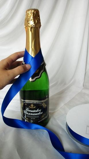 Украшение бутылок шампанского к новому году челябинск