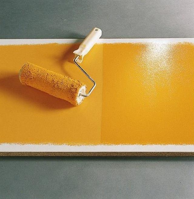 Как сделать чтобы краска не блестела 380