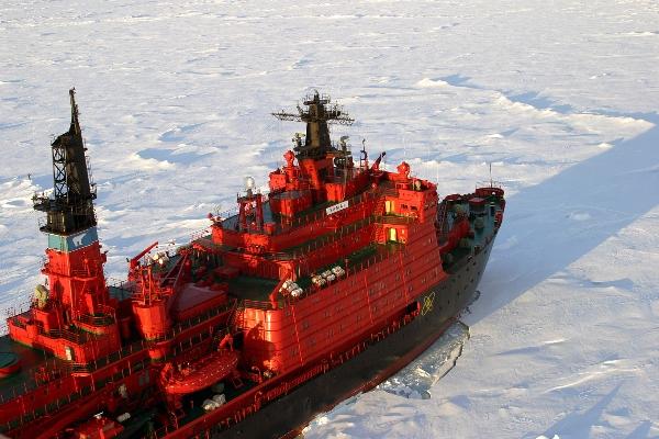 Волшебный север северный полярный
