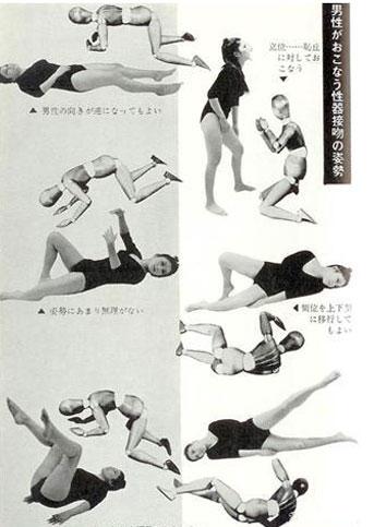 позиции для секса с фото